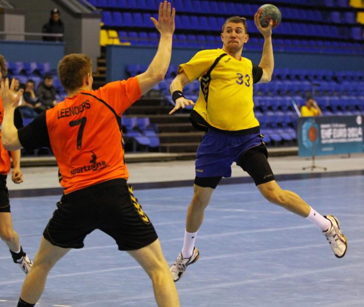håndboldspil